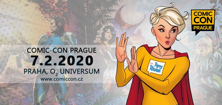 Comic-Con Prague 2020
