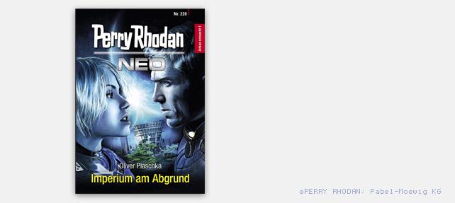 Arkon se probouzí v novém cyklu Perry Rhodan NEO