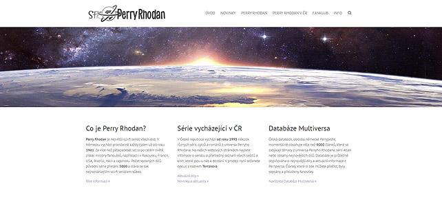 Nový vzhled webu a nové logo